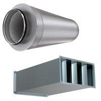 Вентиляционные шумоглушители ГПП