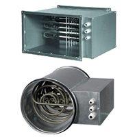 Воздухонагреватели электрические ЭВН-К